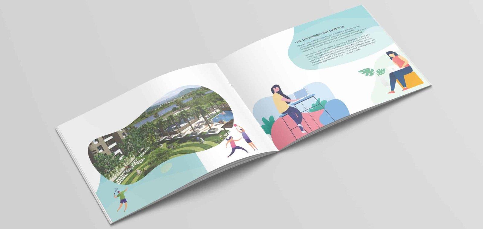 quadra town brochure
