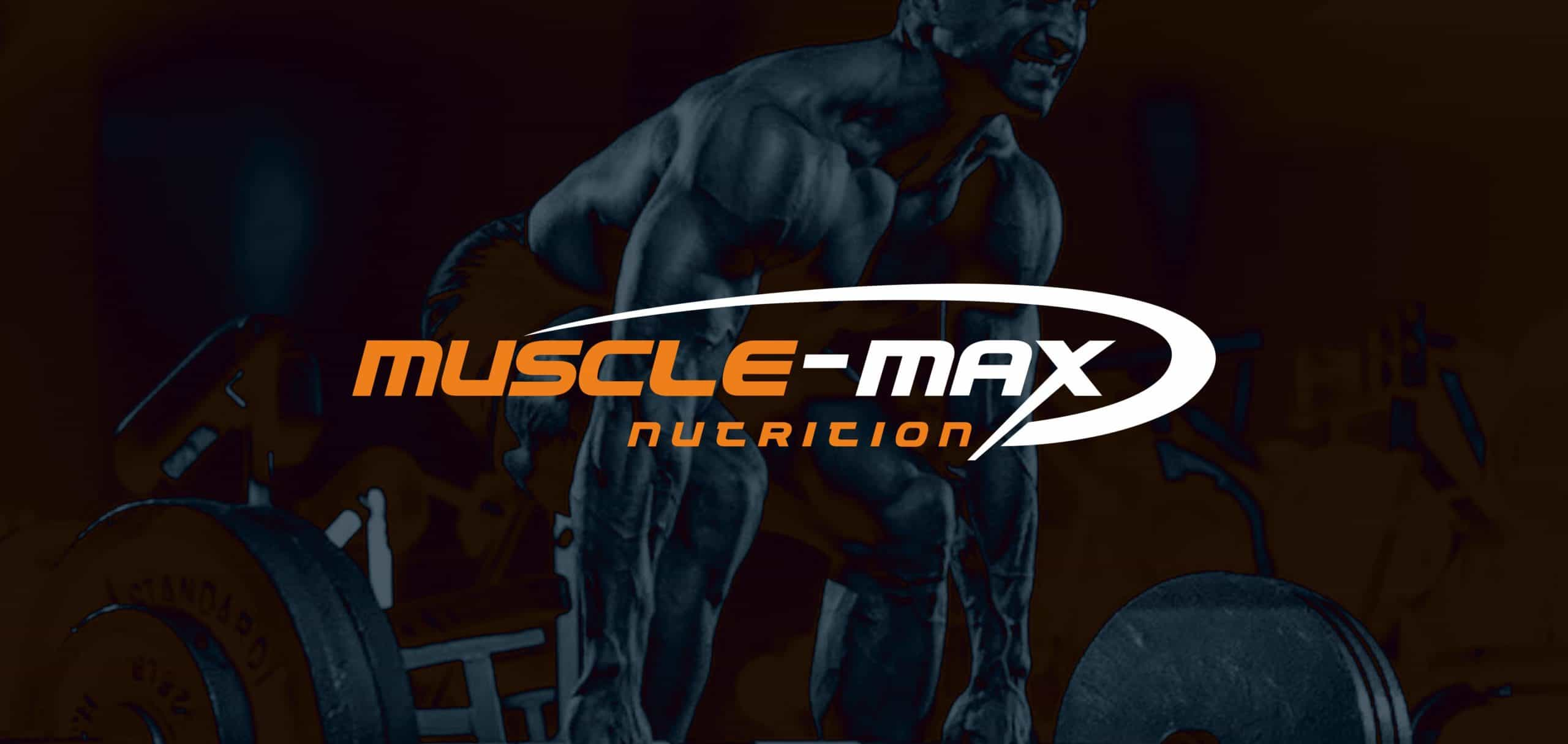 muscle max logo